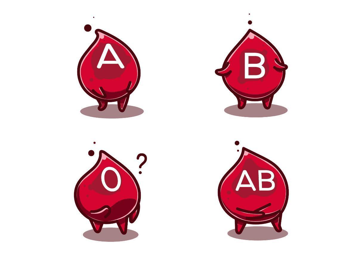 nhóm máu ảnh hưởng k dạ dày