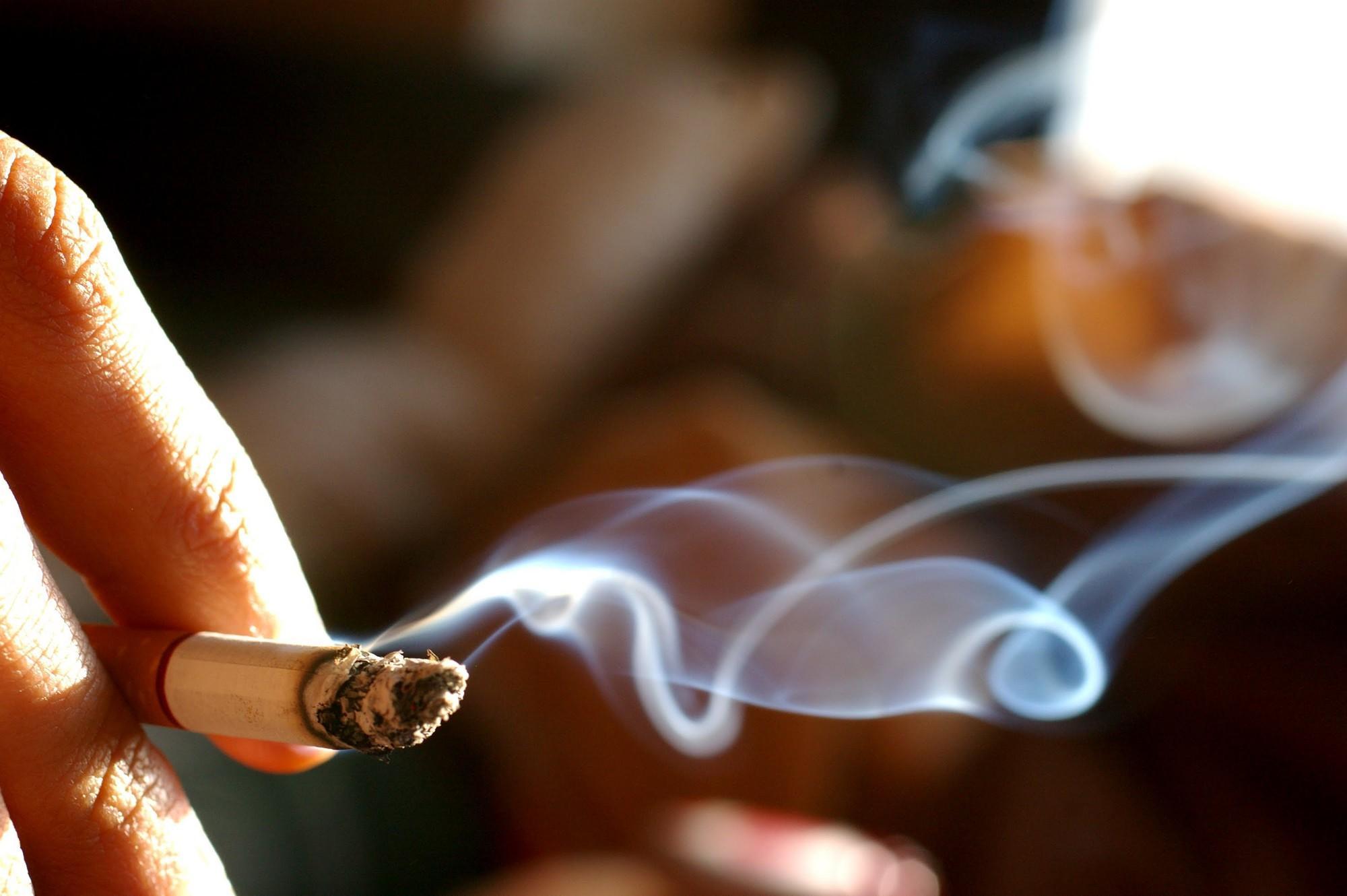 thuốc lá làm tăng nguy cơ k phổi