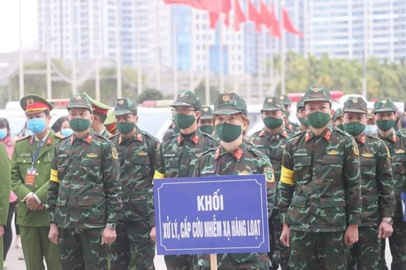 viện y học phóng xạ và u bướu quân đội